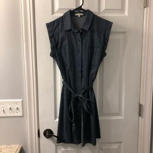 Charlotte Russe denim dress